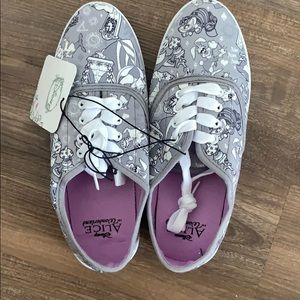 Disney Alice in Wonderland Shoes